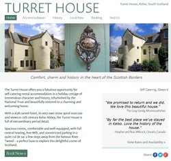 Turret House, Kelso